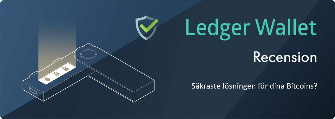 Ledger wallet recension
