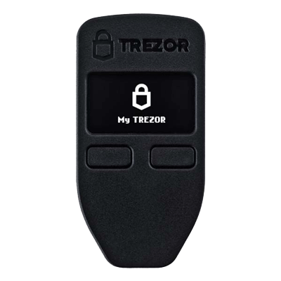 Trezor one recension