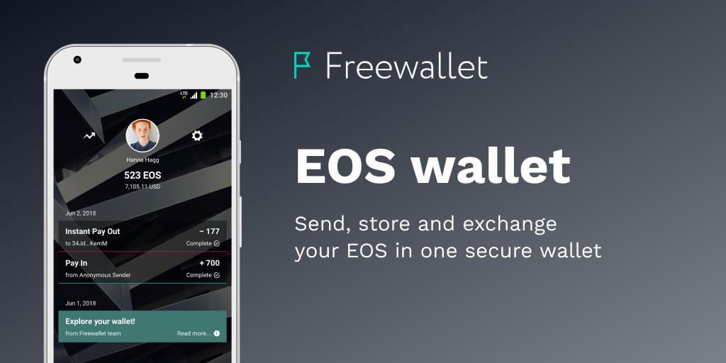 FreeWallet EOS