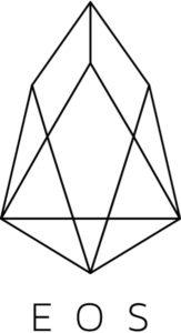 EOS kryptovaluta logo