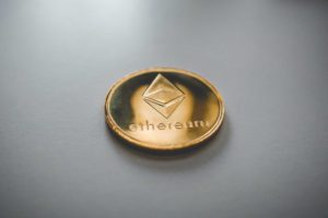 ETH ether ethereum coin